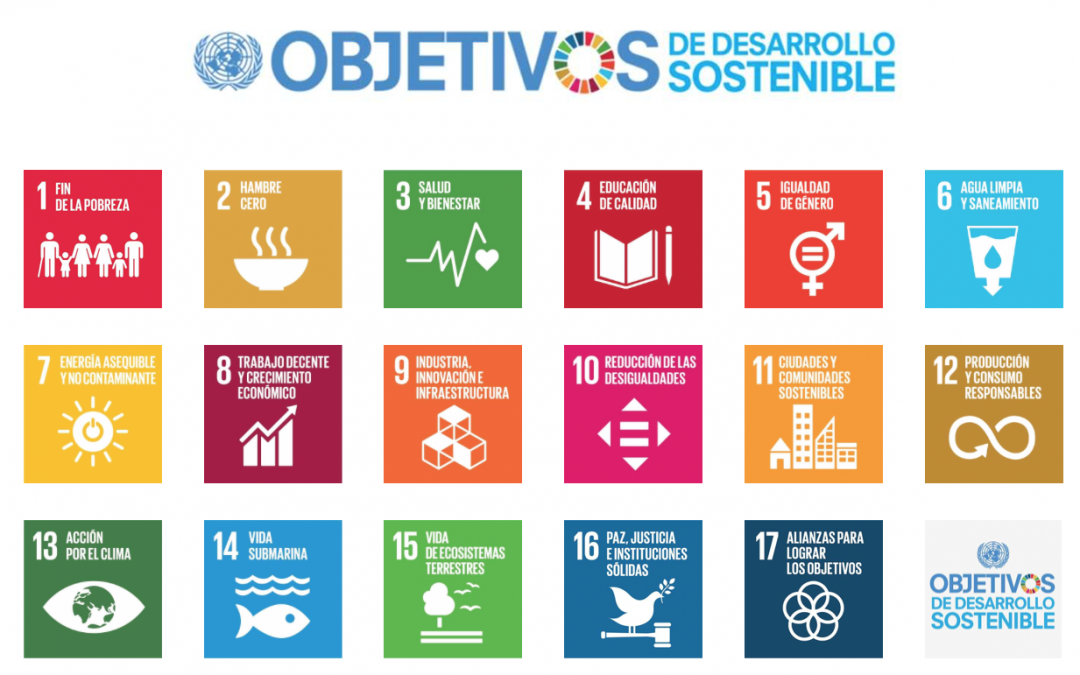 DESIGN FOR CHANGE. 17 Objetivos para cambiar el mundo.