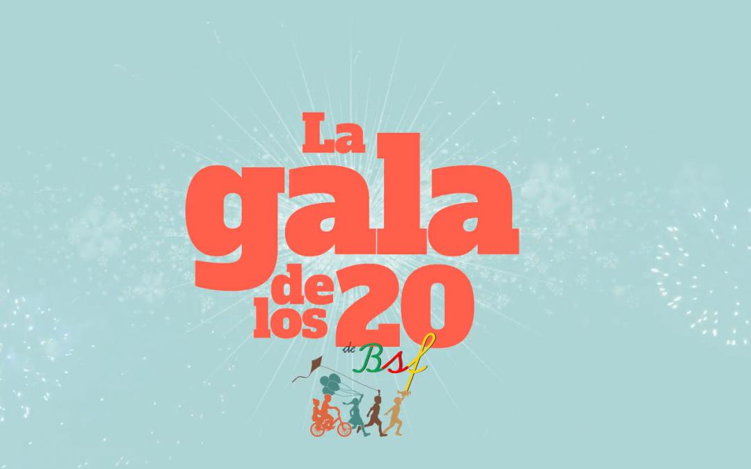 La Gala de los 20